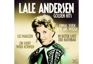 Lale Andersen - Golden Hits [CD]