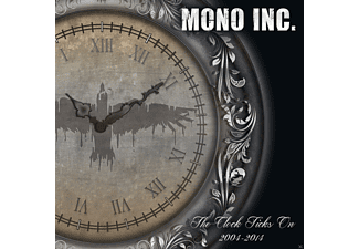 Mono Inc. - The Clock Ticks On 2004-20014 - (CD)