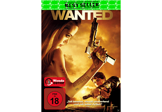 Wanted Action DVD