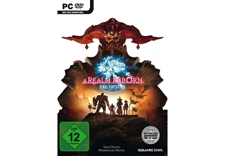 Final Fantasy 14 - A Realm Reborn [PC]