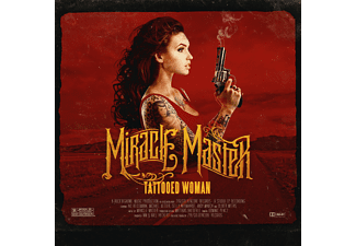 Miracle Master - Tattooed Woman [CD]