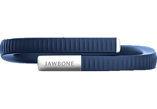 JAWBONE UP24 Sportarmband medium navy Fitnesstracker - Media Markt