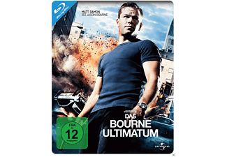 Das Bourne Ultimatum (Steelbook Edition) [Blu-ray]
