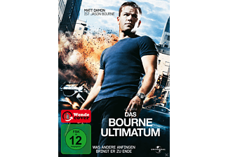 Das Bourne Ultimatum Action DVD