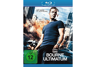 Das Bourne Ultimatum - (Blu-ray)