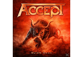 Accept - Blind Rage [CD + DVD]