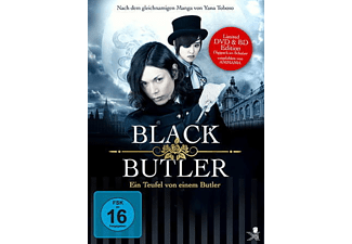 Black Butler - (Blu-ray + DVD)