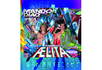 Mando Diao - Aelita (Ltd.Edt.) [Blu-ray]