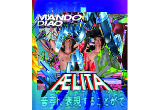 Mando Diao - Aelita (Ltd.Edt.) - (Blu-ray)