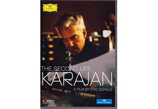 Karajan - The Second Life (Dokumentation) - (DVD)