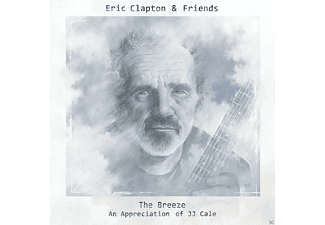 Eric Clapton & Friends - The Breeze-An Appreciation Of JJ Cale - (CD)