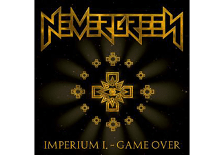 Nevergreen - Imperium - I. Game Over - 1994 (CD)