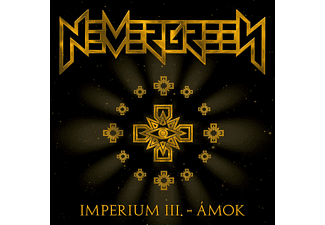 Nevergreen - Imperium - III. Ámok - 1999 (CD)