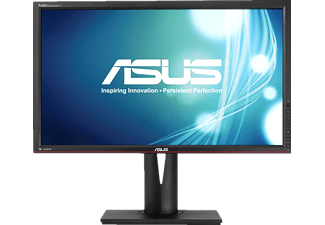 ASUS PA279Q 27 Zoll WQHD Monitor (1x HDMI , 1x DisplayPort 1.2, Daisy-chain 1x DisplayPort OUT, Dual-link DVI-D, 1x 3.5 mm Klinke, AV-Audio-Eingabe: 1x HDMI, 1x 3.5 mm Klinke, 1x Kartenleser, 1x USB 3.0 Kanäle, 6 ms Reaktionszeit)