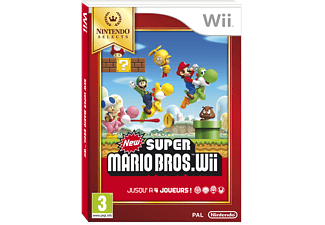 Super Mario Bros Selects Edition FR WII