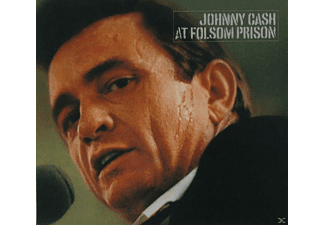 Johnny Cash - At Folsom Prison (Legacy Edition) [CD + DVD]