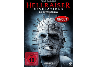 Clive Barkers Hellraiser: Revelations - Die Offenbarung Uncut Edition [DVD]