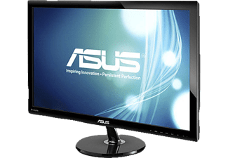 asus monitor vs278h 27 zoll full hd mediamarkt. Black Bedroom Furniture Sets. Home Design Ideas