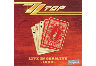 ZZ Top - Live At Rockpalast [CD]