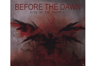 Before The Dawn - Rise Of The Phoenix - (CD)