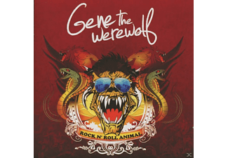 Gene The Werewolf - Rock'n'roll Animal [CD]