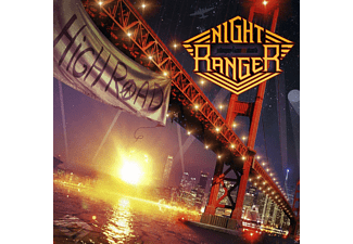 Night Ranger - High Road [CD]