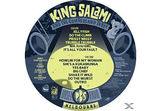 King Salami & The Cumberland 3 - Loose At Pbs Radio Melbourne (Lim.Pic.Ed.) [Vinyl]