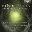 Royal Scottish National Orch. - Midsummer Night´s Dream/Overtures [CD] - broschei