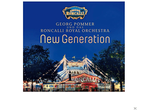 Georg/roncalli Royal Orchestra Pommer - Circus Roncalli-New Generation [CD]