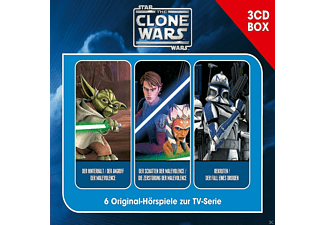 Star Wars - The Clone Wars: Box 01 - (CD)