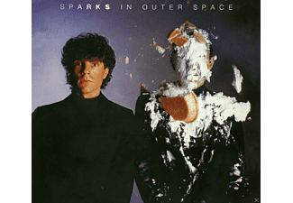 Sparks - In Outer Space - (CD)