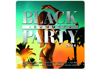 Various - Black Summer Party 2014 - (CD)