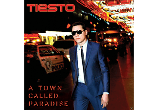 Dj Tiësto - A Town Called Paradise - (CD)