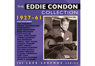 Eddie Condon - The Eddie Condon Collection 1927-61 - (CD)