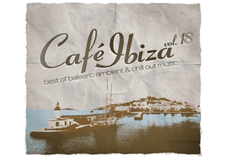 VARIOUS - Cafe Ibiza Vol.18 [CD]