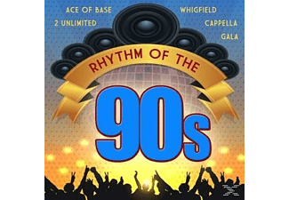 VARIOUS - Rhythm Of The 90s - (CD)