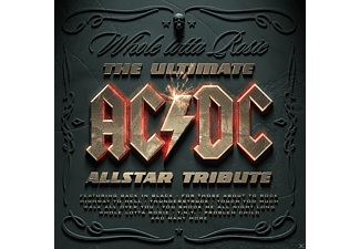 VARIOUS - The Ultimate Ac/Dc Allstar Tribute - (CD)