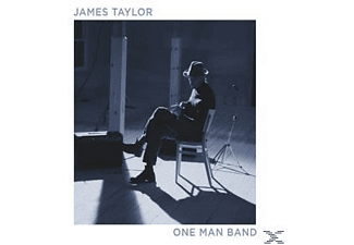James Taylor - One Man Band [CD]