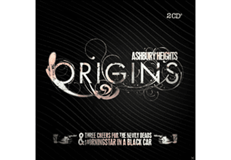 Ashbury Heights - Origins - (CD)