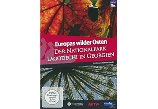 Europas wilder Osten: Der Nationalpark Lagodechi in Georgien [DVD]