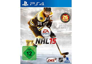 NHL 15 [PlayStation 4]