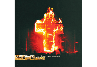 Marilyn Manson The Last Tour On Earth Rock CD