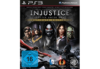 Injustice: Götter unter uns (Ultimate Edition) [PlayStation 3]