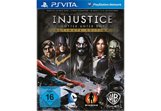 Injustice: Götter unter uns - Game of the Year Edition [PlayStation Vita]