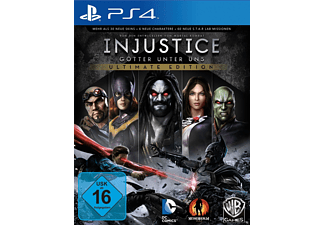 Injustice: Götter unter uns (Ultimate Edition) - PlayStation 4