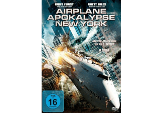 AIRPLANE APOCALYPSE NEW YORK - (DVD)
