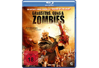 Gangsters, Guns And Zombies - (Blu-ray)