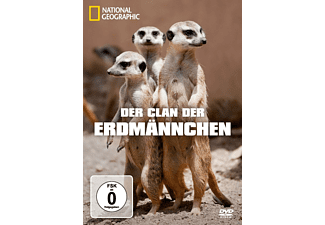 National Geographic: Der Clan der Erdmännchen - (DVD)