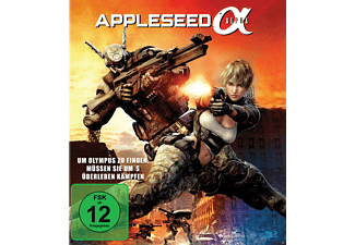 Appleseed: Alpha - (Blu-ray)
