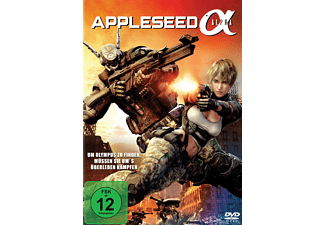 Appleseed: Alpha - (DVD)